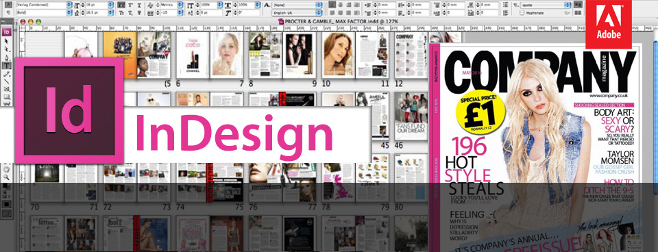 Curso de Adobe Indesign CS5 e CS6